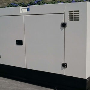 20kVA Super Silent Single Phase FAW Powered Diesel Generator