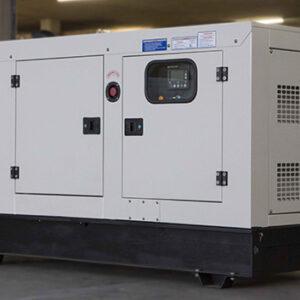 23kVA 3 Phase FAW Powered Diesel Generator