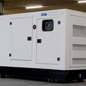 42kVA three phase CUMMINS powered diesel generator