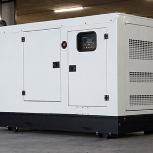 62kVA 3 Phase CUMMINS Powered Diesel Generator